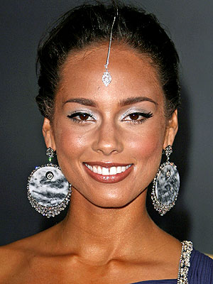 Indian Alicia Keys Bollywood