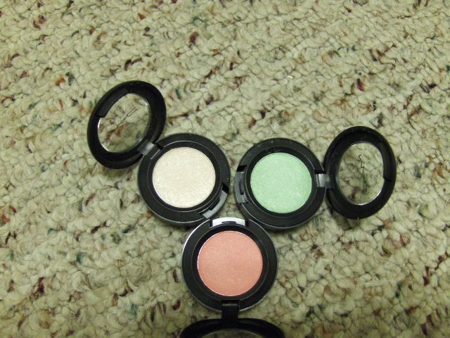 MAC Sugar Sweet Eye Shadows