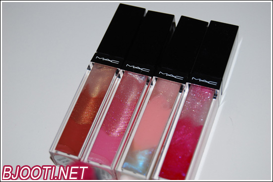 MAC SugarSweet Glosses