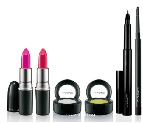 MAC Colour Ready line - makeup