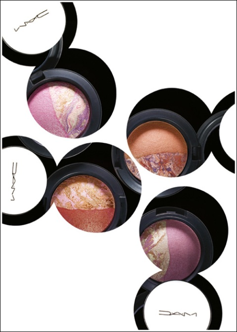 MAC Cosmetics Duos for 2009