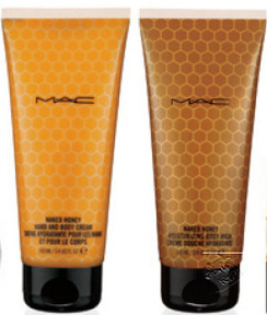 MAC Naked Honey Lotion and Gel